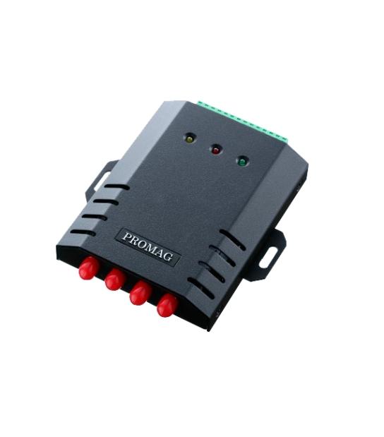 UHF860 Lector UHF 4 Puertos