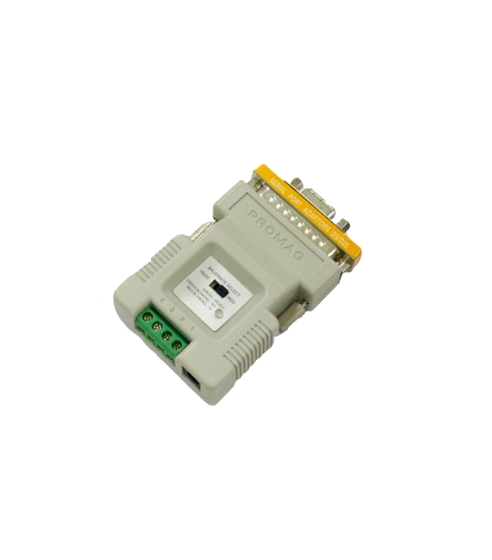 CON485 RS-232 / RS-485 Convertidor RS-232 a RS-485 (hasta 100m)