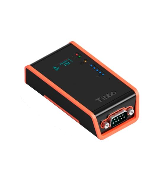 DS1101 Convertidor programable RS232 a Ethernet con conectividad WIFI o PoE opcional