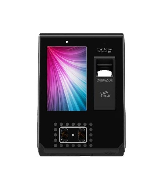 AY-B9350 Terminal biométrico en red con Android Touch LCD y lector EM/MIFARE RFID